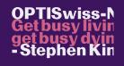 OPTISwiss-NoFour