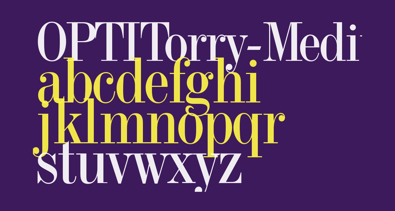 OPTITorry-Medium