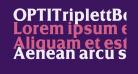 OPTITriplettBoldAgency