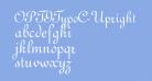OPTITypoC-Upright