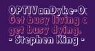 OPTIVanDyke-Outline