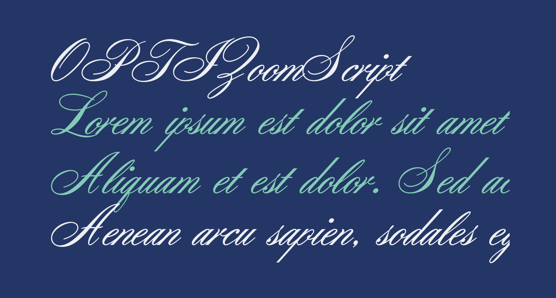 OPTIZoomScript
