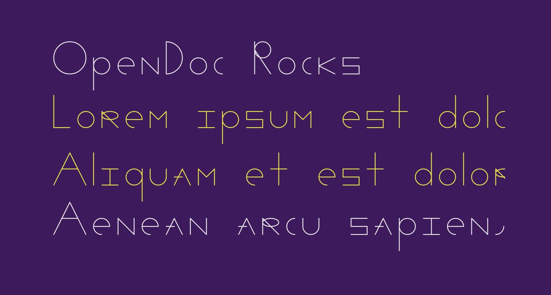 OpenDoc Rocks
