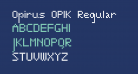 Opirus OPIK Regular