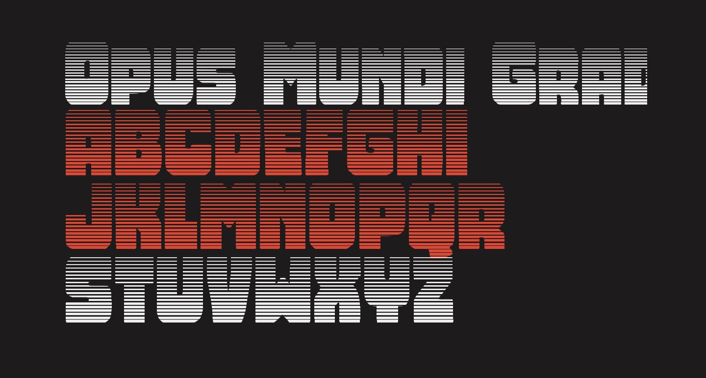Opus Mundi Gradient