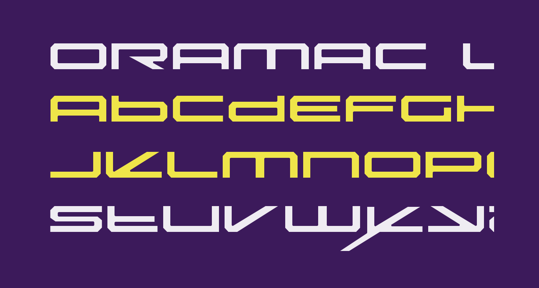 Oramac Light
