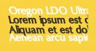 Oregon LDO UltraBlack Sinistral