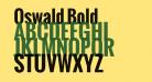 Oswald Bold