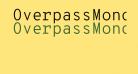 OverpassMono-Light