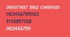 Overstreet Bible Condensed