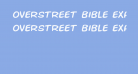 Overstreet Bible Expanded