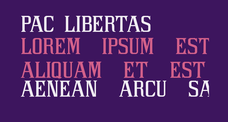 PAC LIBERTAS