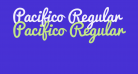 Pacifico Regular