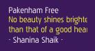 Pakenham Free