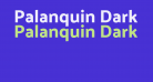 Palanquin Dark Regular