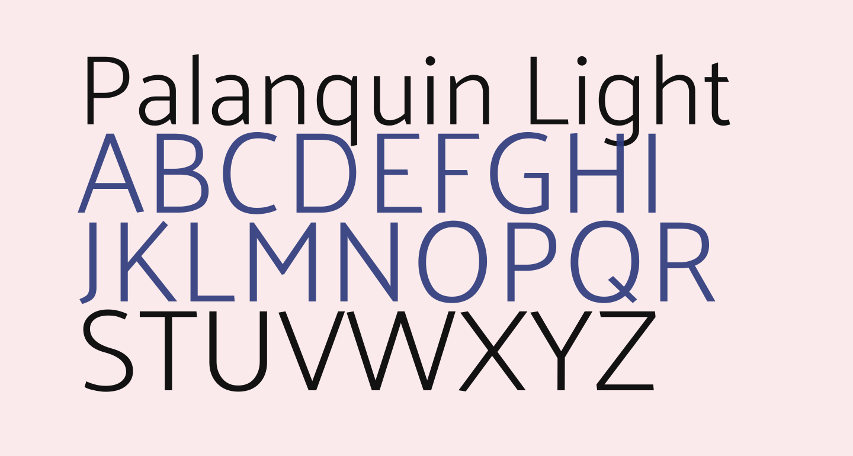Palanquin Light