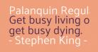 Palanquin Regular