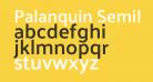 Palanquin SemiBold