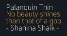 Palanquin Thin