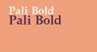 Pali Bold