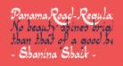 PanamaRoad-Regular