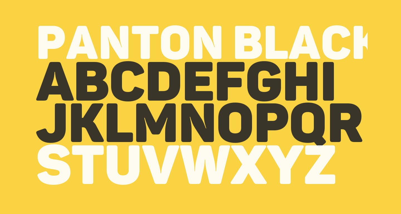 Panton Black Caps