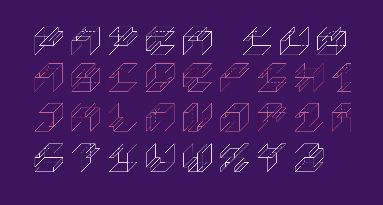 Paper Cube *cube version*Regular