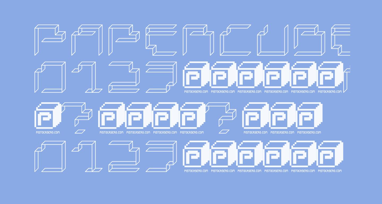 PaperCube-Paper