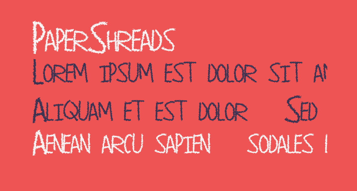 PaperShreads