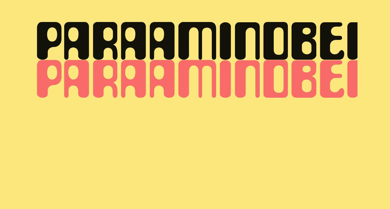 ParaAminobenzoic-Regular