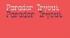 Parador Tryout