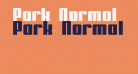 Park Normal