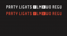 Party Lights [WLM] Two Regular
