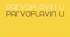 Parvoflavin Light