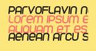 Parvoflavin Normal Skew
