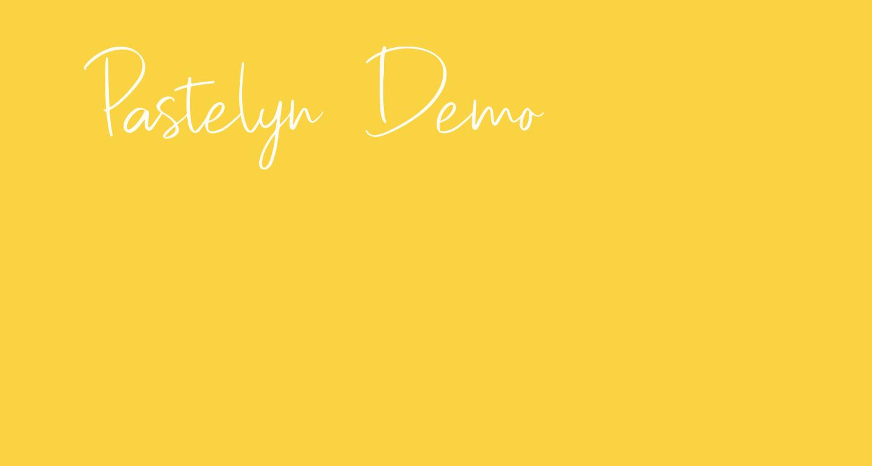 Pastelyn Demo