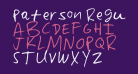 Paterson Regular