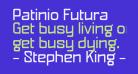 Patinio Futura