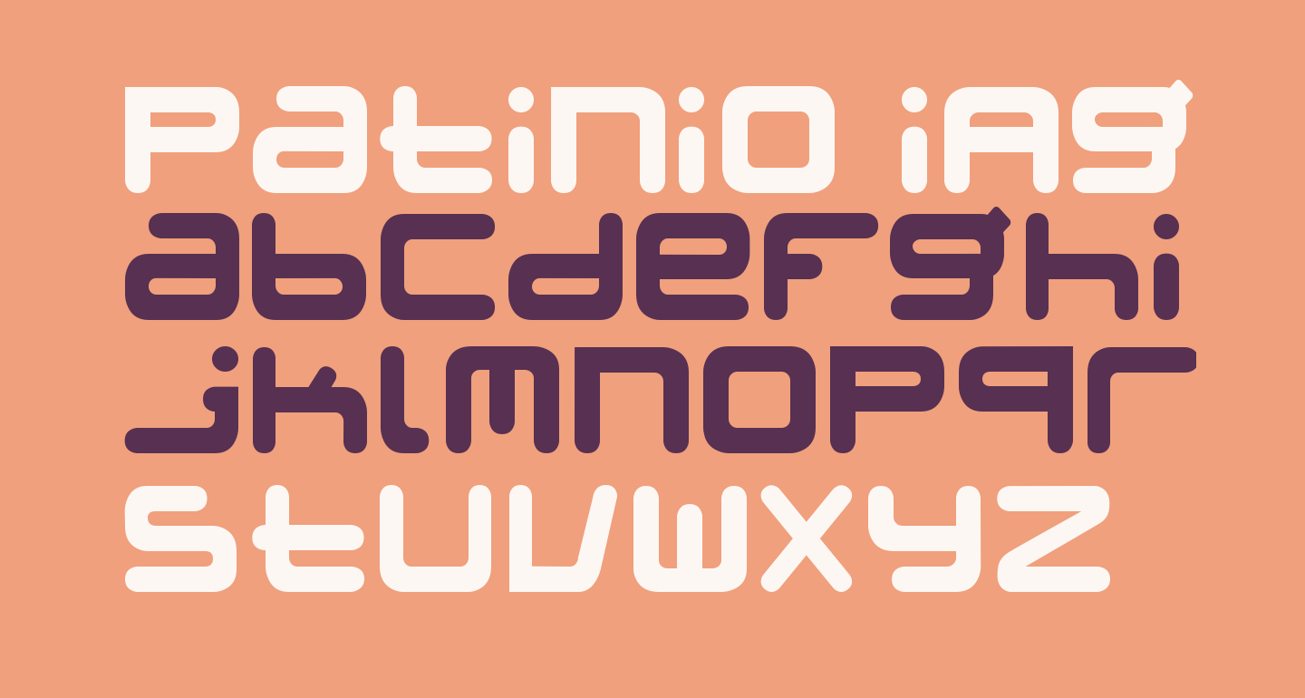 Patinio iAgency Rounded