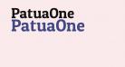 PatuaOne