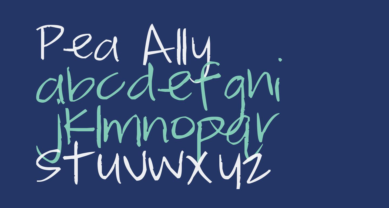 Pea Ally