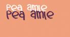 Pea Amie