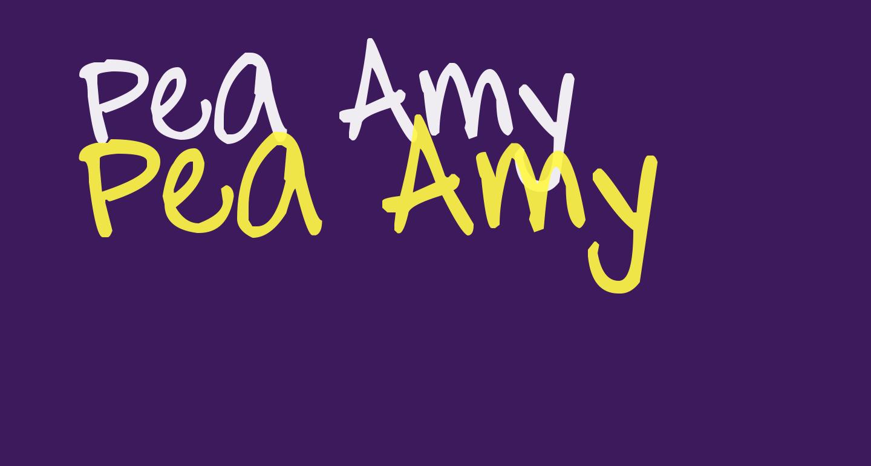 Pea Amy