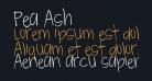 Pea Ash