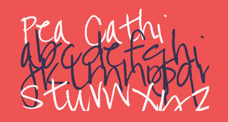 Pea Cathi
