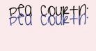 Pea Courtney