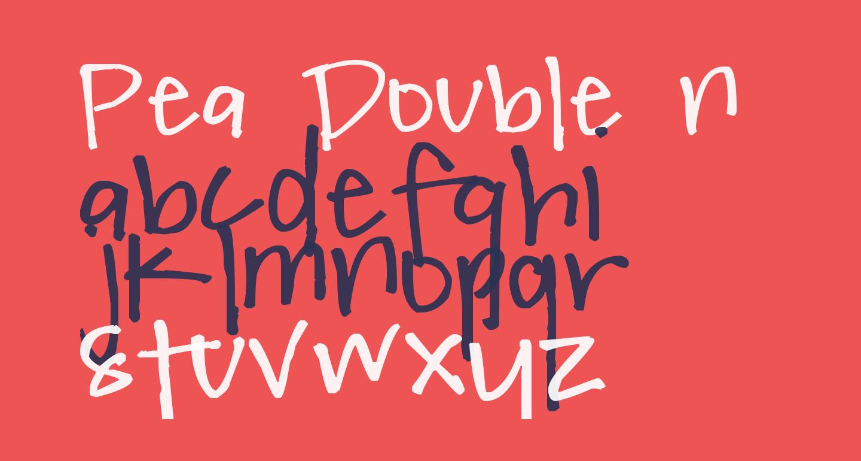 Pea Double n Jenn