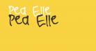 Pea Elle
