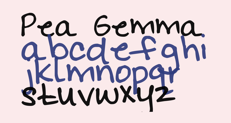 Pea Gemma