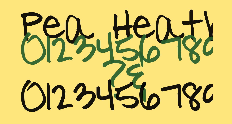 Pea Heather